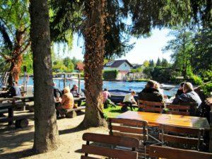 Visitar el lago Muggelsee Berlin