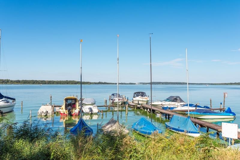 Visitar el lago Schwielowsee de Berlin