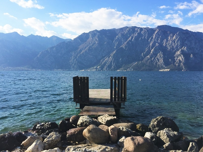 Visitar el Lago de Garda