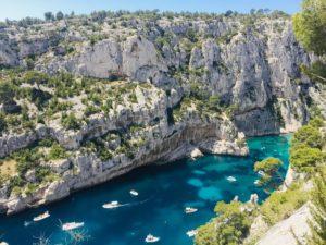 Cassis - Les Calanques - Costa Azul - Provenza - Francia