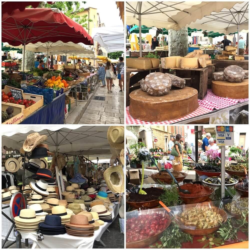 Mercado de Cassis