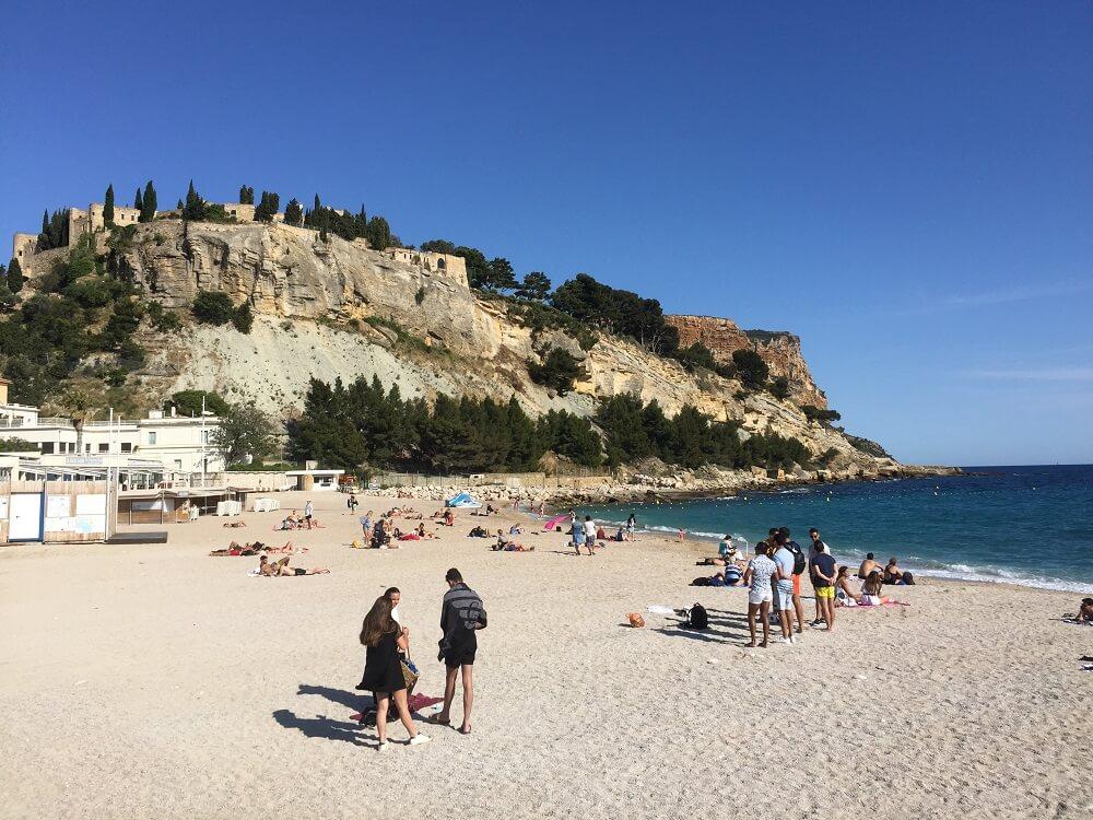 Playas de Cassis