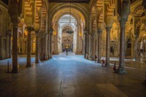 Visitar la mezquita de cordoba