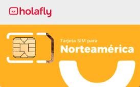 tarjeta de datos para NorteAmerica