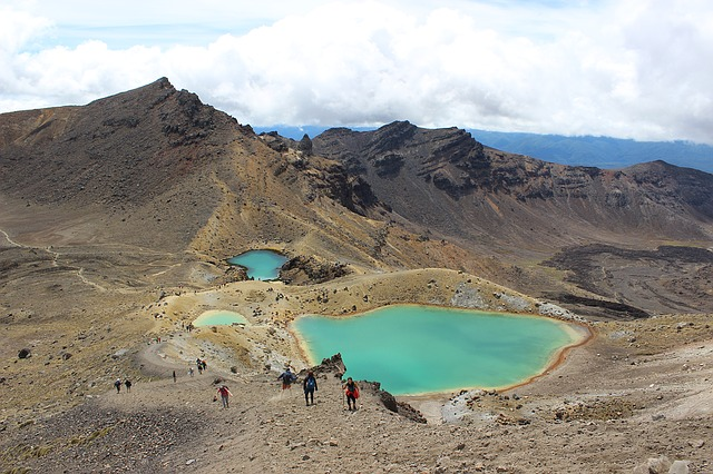 Tongariro Nueva Zelanda
