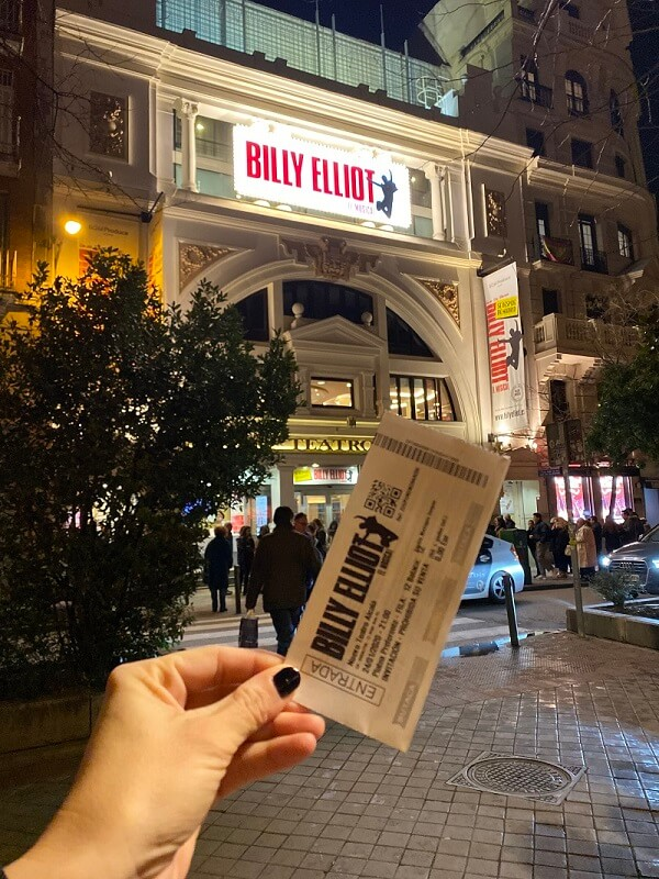 Musical Billy Elliot