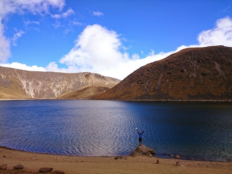 Parque nacional Nevado de Toluca