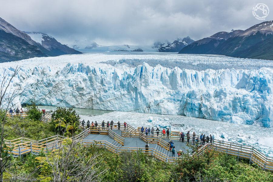 Visitar el Perito Moreno