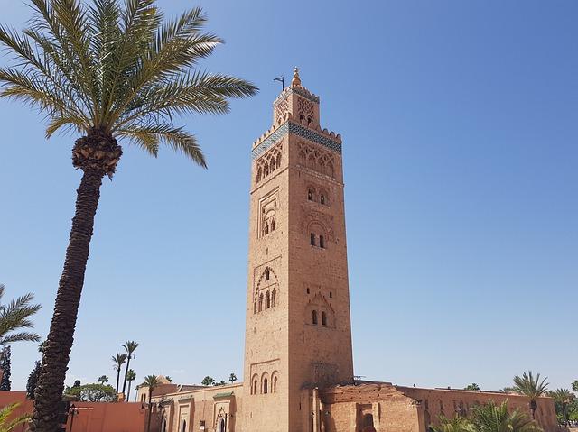 Mezquita Kutubia - que ver en Marruecos