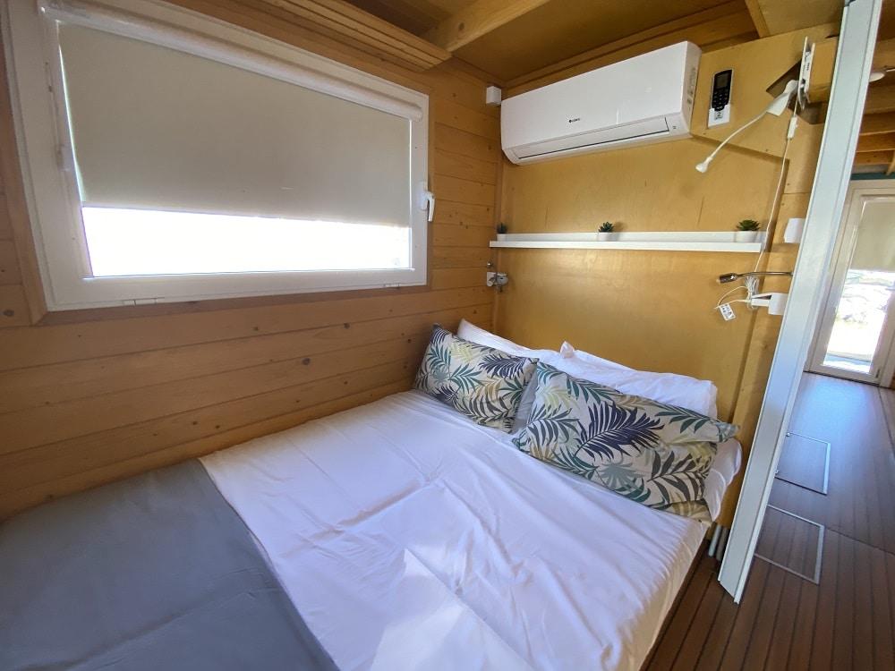 Dormir en una casa flotante Boat Haus