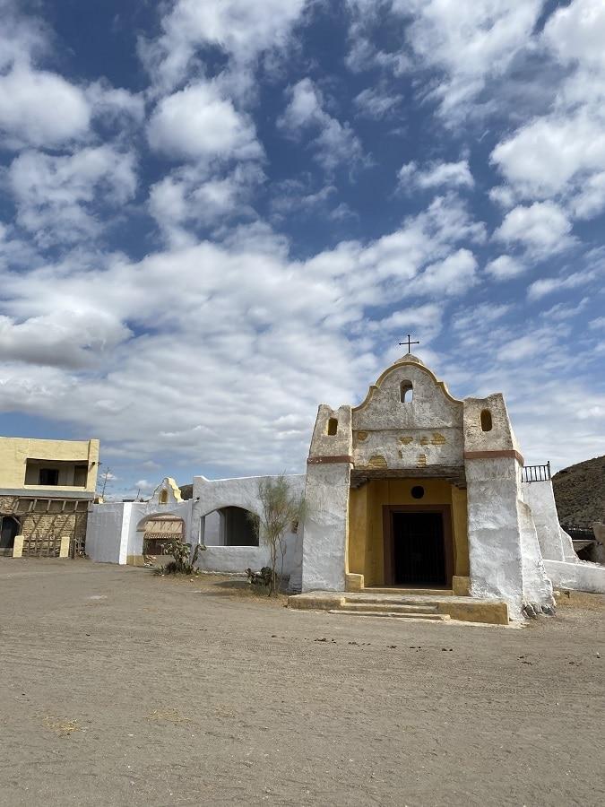 Decorado Poblado Mexicano Fort Bravo