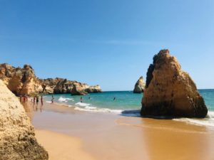 Mejor playa del Algarve
