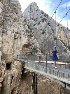 Puente Colgante Caminito