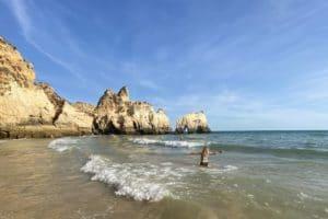 Viaje al Algarve