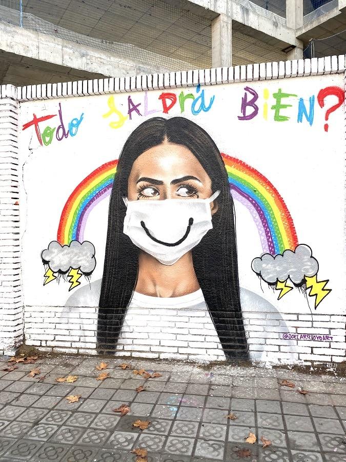 Ruta Street Art Barcelona