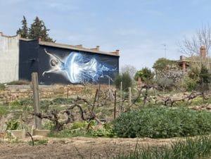 Penelles Mural