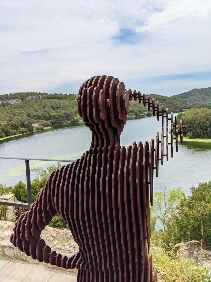 Mirador del Pantà de Foix