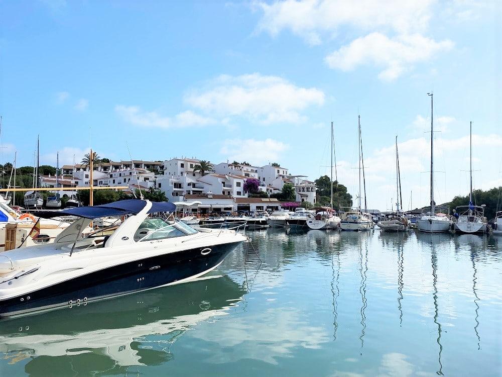Excursiones en Barco en Menorca